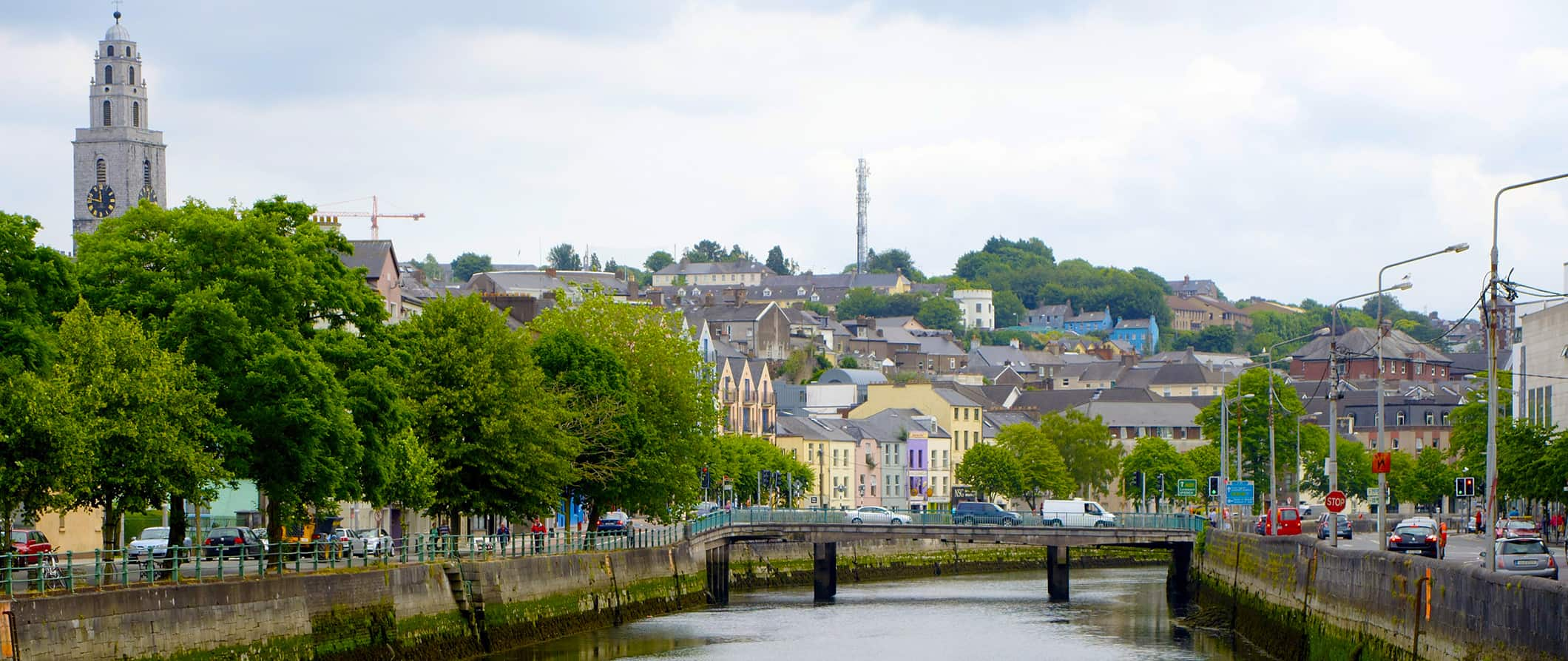 Current local time and geoinfo in Cork, Ireland