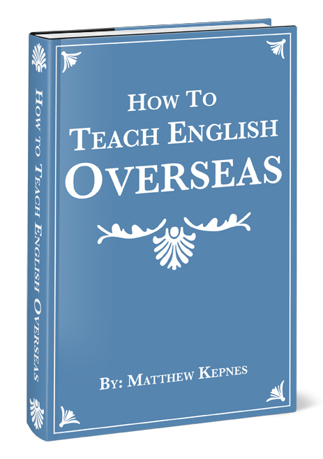 Teach English Abroad Job Search Guidance