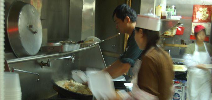 Prosperity Dumplings is a great place to eat in NYC