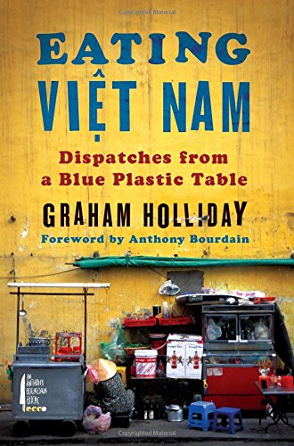 Eating Viet Nam book cover image