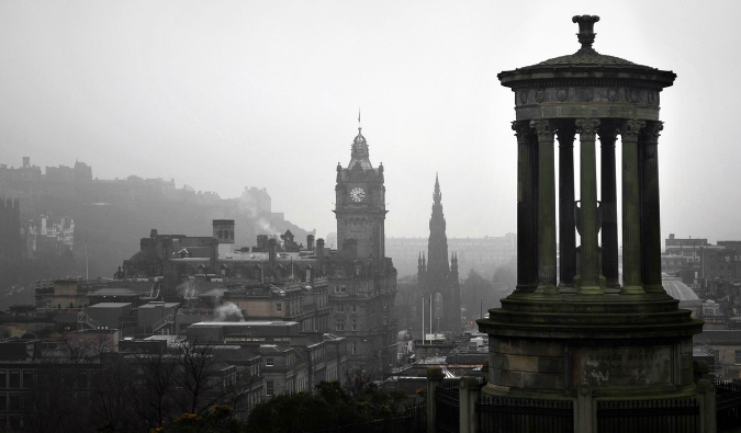 7bdc8a1706ee Unusual Place of the Month: Edinburgh Ghost Tours