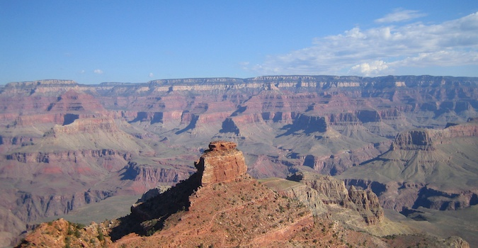 Amazing photograph of the Grand Canyon in the USA
