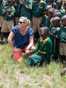 erin from goeringo in uganda