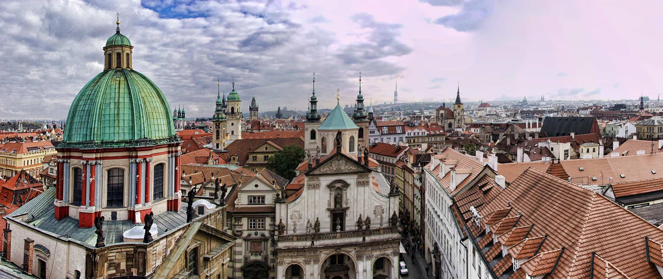 Backpacking Europe on a Budget: The City of Prague