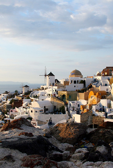 Visit the Greek Islands