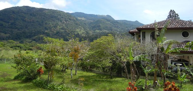 an expat home in boquete