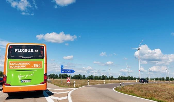 Flixbus in Europe