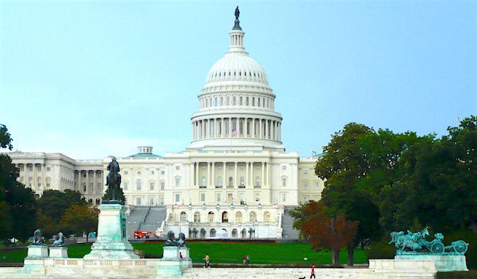 US Capital Building