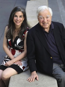 Pauline and Arthur Frommer photo
