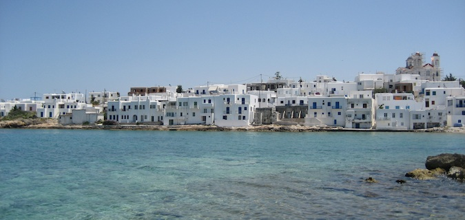 Don't forget to visit Paros, Greece on your trip