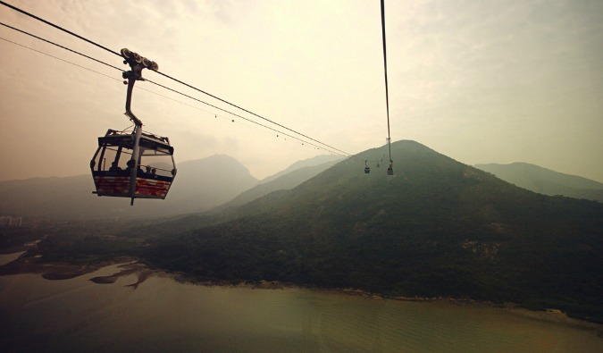 ning pong cable cars