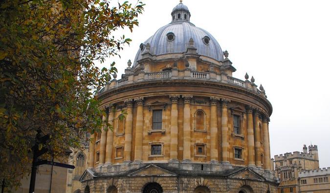 Oxford university buildings, Radcliffe Science building