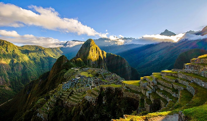 Machu Picchu, Peru, UNESCO, Incan civilization