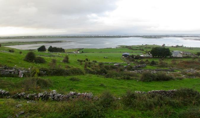 a castle in ireland near galway