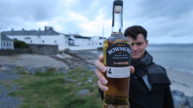 the whisky i created in islay