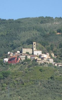 The picturesque Italian countryside