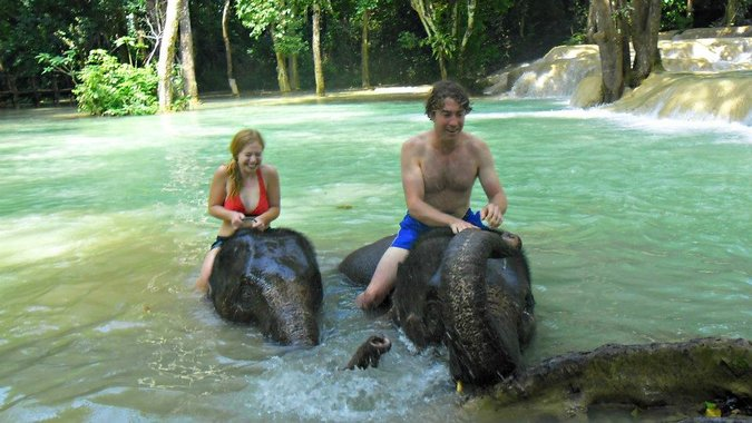 jessica and brent from ways of wanderers in thailand