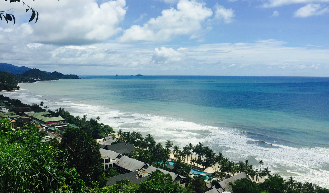 beaches in Ko Chang
