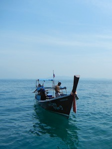 fishing in ko lanta