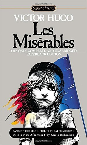 classic Les Miserables by Victor Hugo
