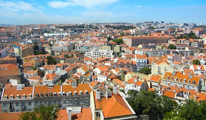 lisbon portugal houses