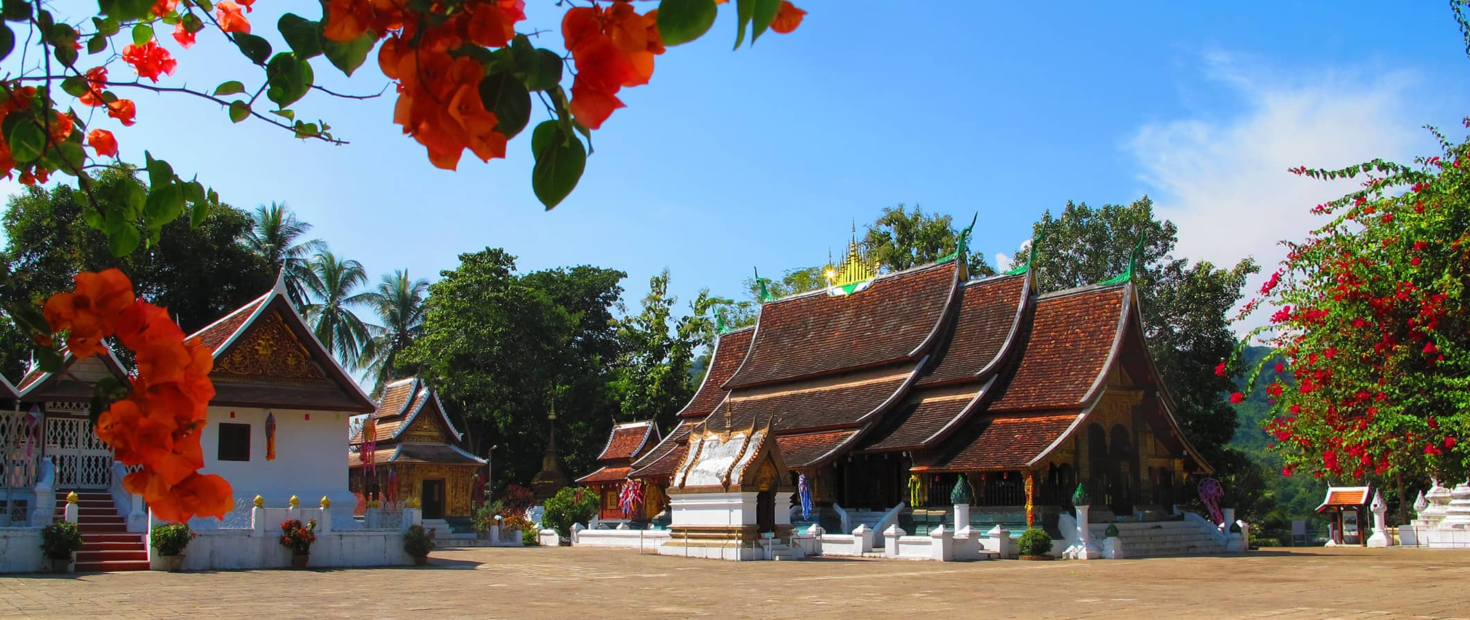 religious buildings in Luang Prabang