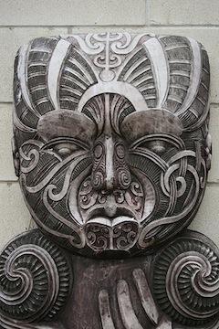 Maori cultural show