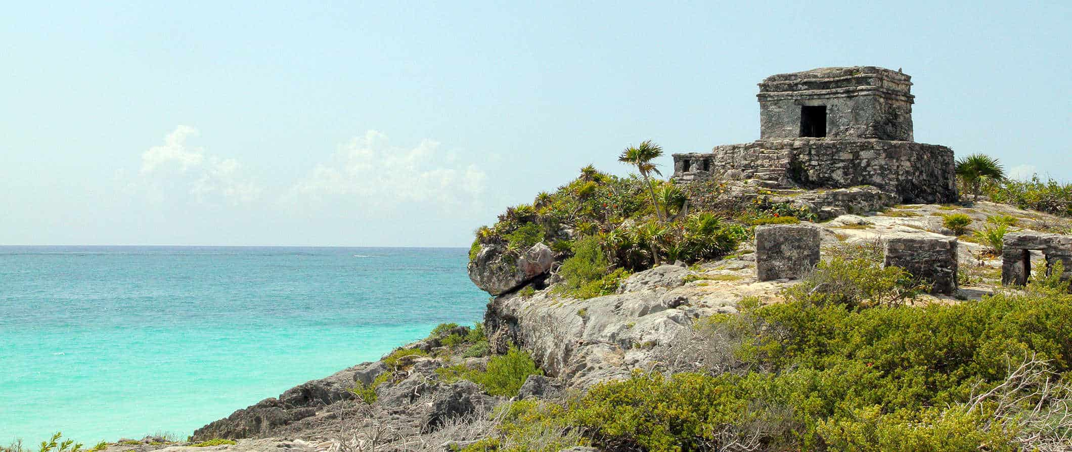 Tulum, Mexico and the Gulf