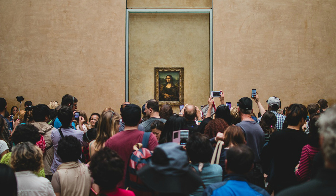 Art in the Louvre