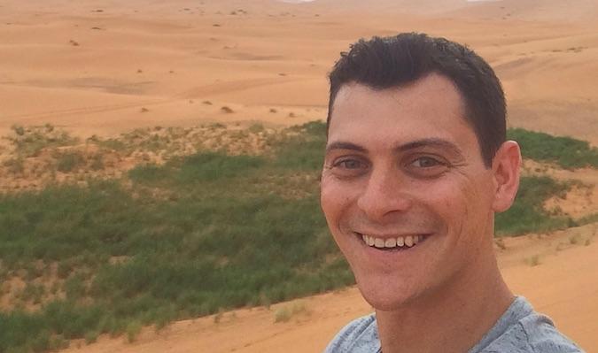 nomadic matt in morocco
