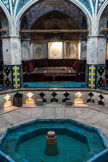 a traditional bath house in Morocco; photo by Philipp Bock (flickr: @philippbock)