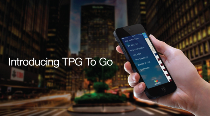 TGP To Go add for the phone app