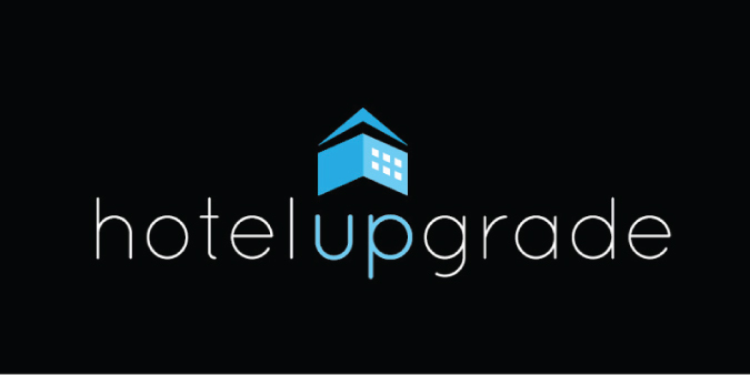 Hotel Upgrade logo for travelers to use