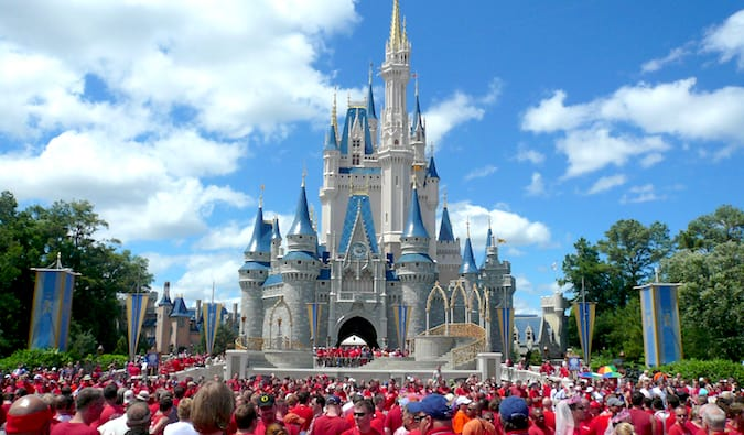 gay days orlando at walt disney world