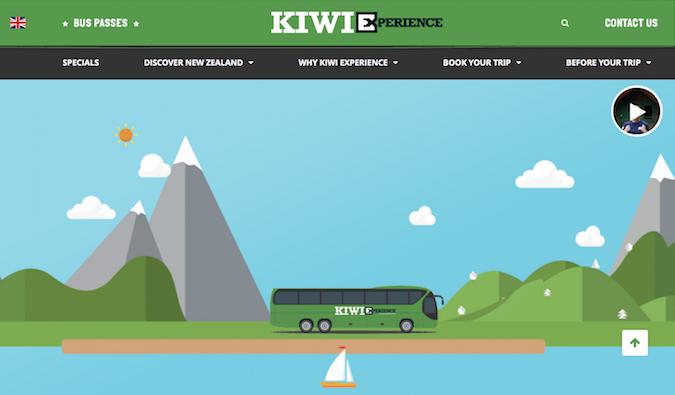 The kiwi experience New Zealand
