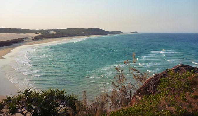 the best beach in australia