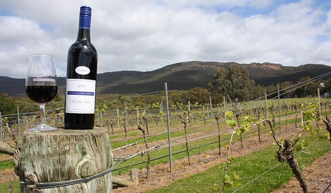 australia wine country