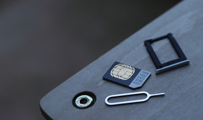 Phone SIM cards and tools