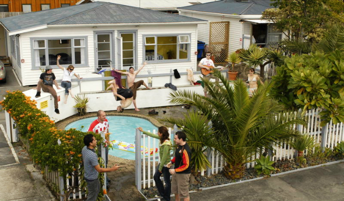 Favourite hostels in New Zealand