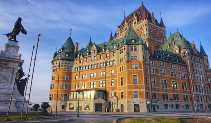 How to Visit Québec City on a Budget Quebec City on nova scotia, saguenay–lac-saint-jean, la malbaie, les Îles-de-la-madeleine, quebec, ville-marie, montreal, old quebec, niagara falls, nord-du-québec, prince edward island, montréal-est, british columbia, trois-rivières, le plateau-mont-royal, saint-laurent, quebec, samuel de champlain, new france, saint-jérôme, rivière-du-loup, côte-nord, quebec city, lennoxville, quebec,