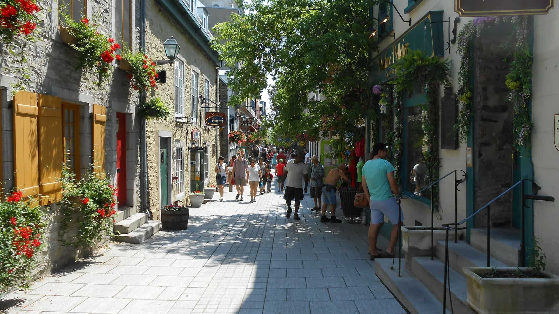 exploring Quebec City