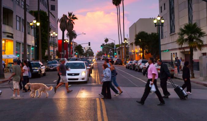 Santa Monica, LA