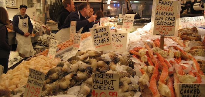 pike place fish market