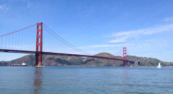 Add the Golden Gate Bridge to your San Francisco itinerary