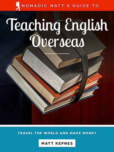 how to teach english abroad
