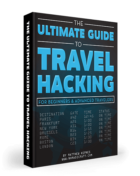 the ultimate guide to travel hacking