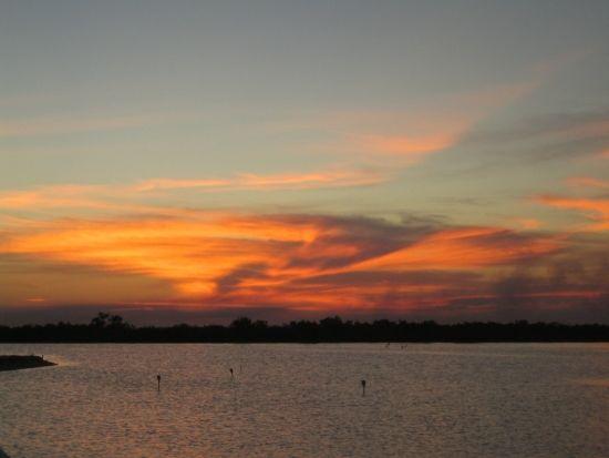 Placencia Belize Sunset