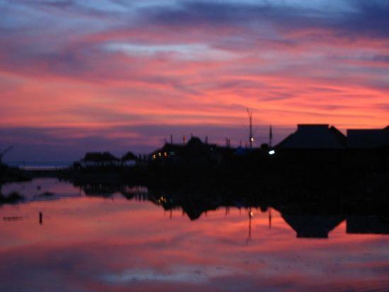 Ko Lanta Thailand Sunset