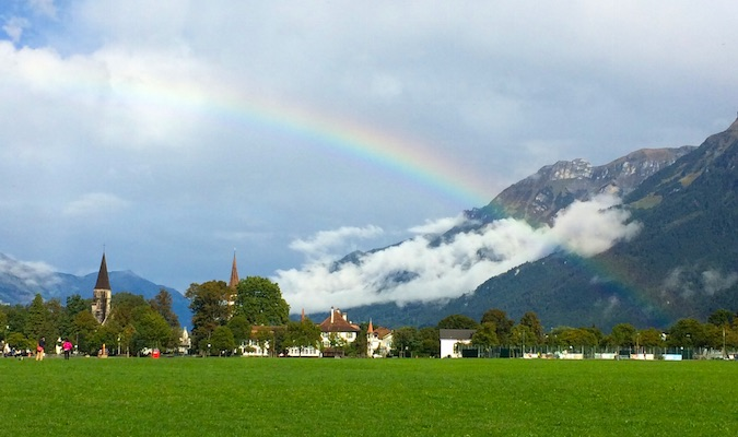 Add Interlaken to Your Switzerland Itinerary