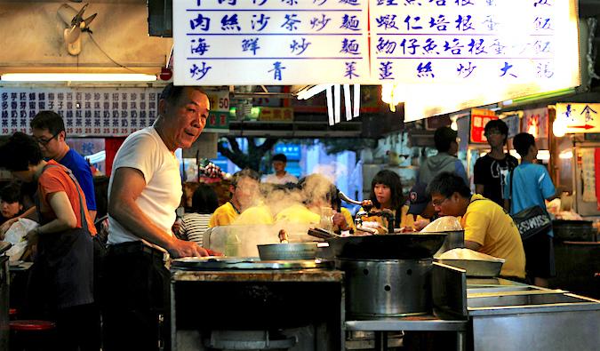 Shinlin Market
